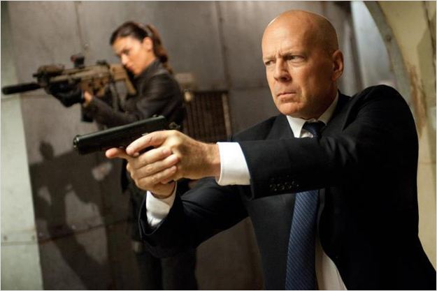 G.I. Joe : Conspiration : Photo Bruce Willis