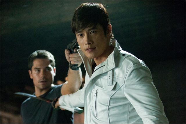 G.I. Joe : Conspiration : Photo Lee Byung-Hun