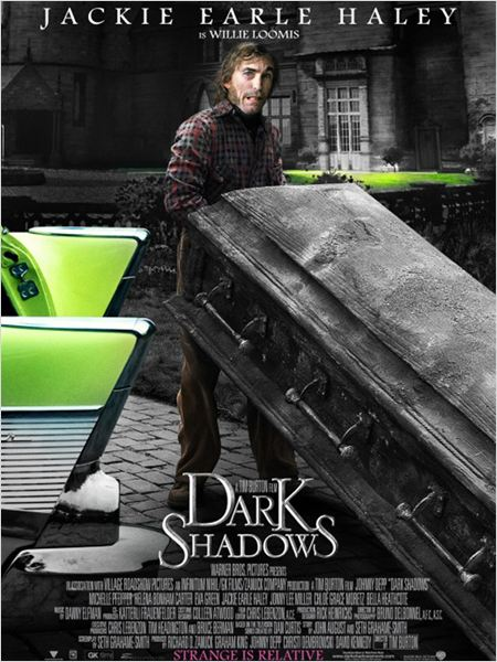 Dark Shadows : affiche