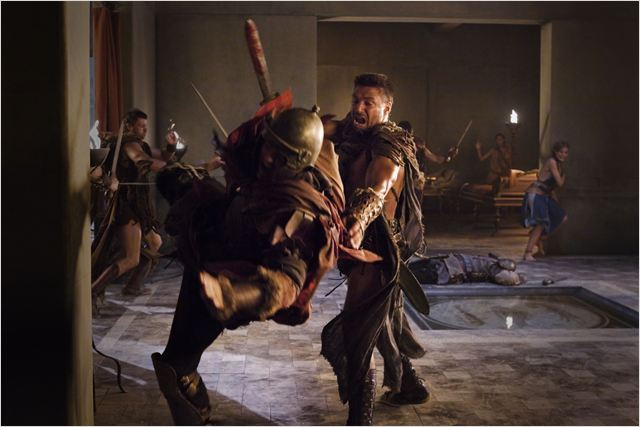 Spartacus : Le sang des gladiateurs : photo