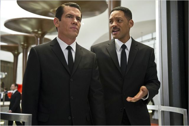 Men In Black III : Photo Josh Brolin, Will Smith