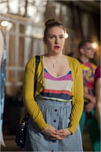 Photo Lena Dunham