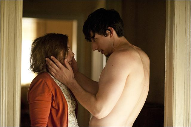 Girls : photo Adam Driver, Lena Dunham