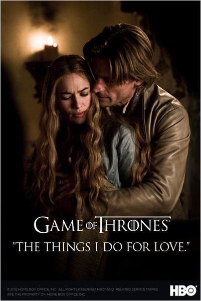 Game of Thrones : photo Lena Headey, Nikolaj Coster-Waldau
