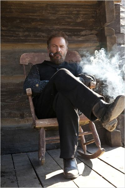 Hatfields and McCoys : photo Kevin Costner