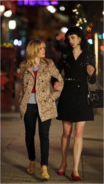 Photo Dreama Walker, Krysten Ritter