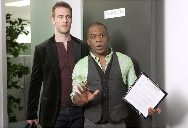 Photo James Van Der Beek, Ray Ford