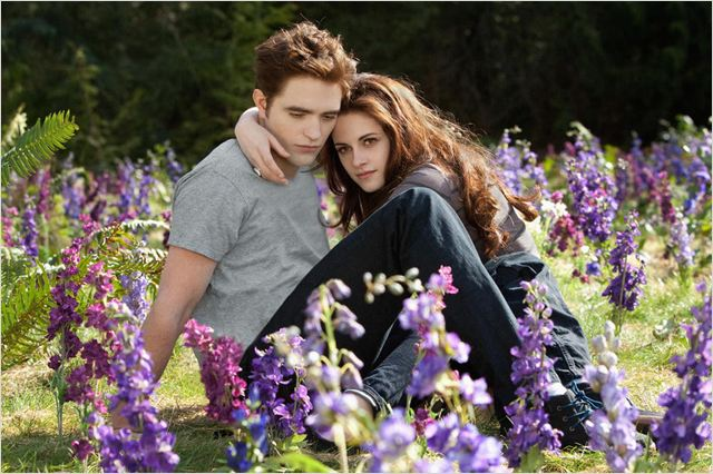 Twilight - Chapitre 5 : Révélation 2e partie : photo Kristen Stewart, Robert Pattinson