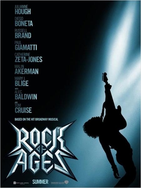 Rock Forever : affiche