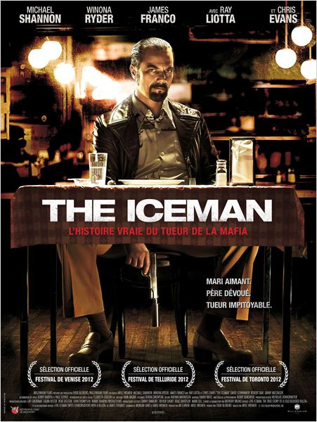 Affiche : The Iceman