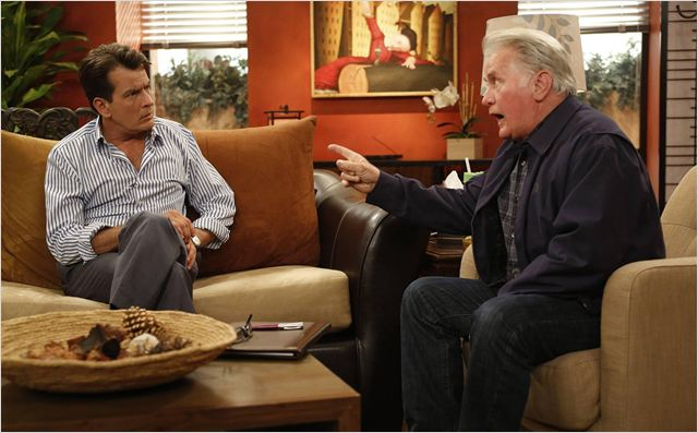 Anger Management : photo Charlie Sheen, Martin Sheen