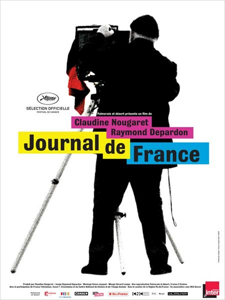 Journal de France : affiche