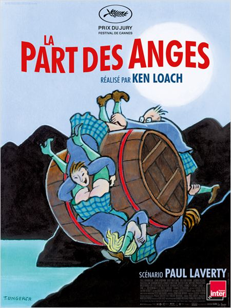 La Part des Anges : Affiche