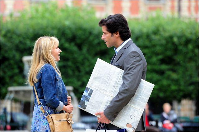 Romance à Paris (TV) : Photo Anica Dobra, Pasquale Aleardi