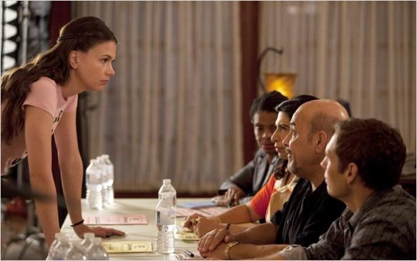 Bunheads : photo Jon Polito, Rose Abdoo, Sutton Foster