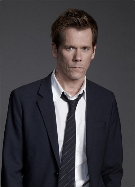 The Following : Photo Kevin Bacon