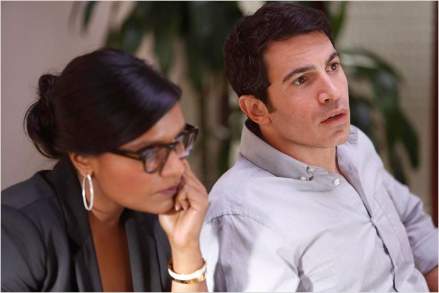 The Mindy Project : photo Chris Messina, Mindy Kaling