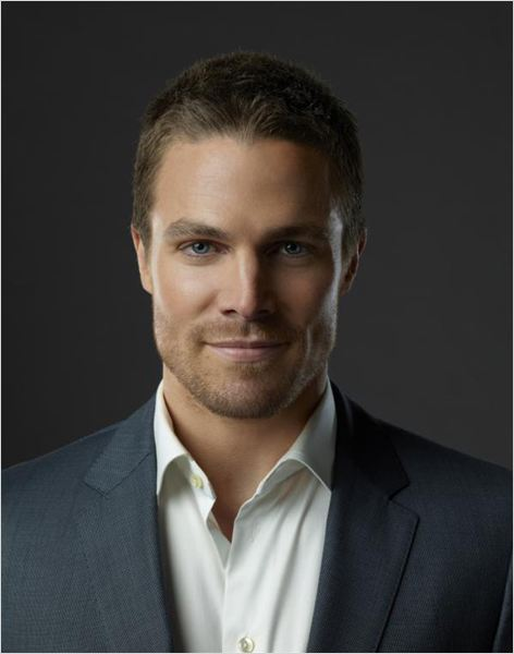 Arrow : photo Stephen Amell