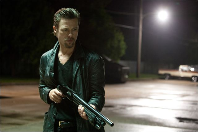 Cogan : Killing Them Softly : photo Brad Pitt