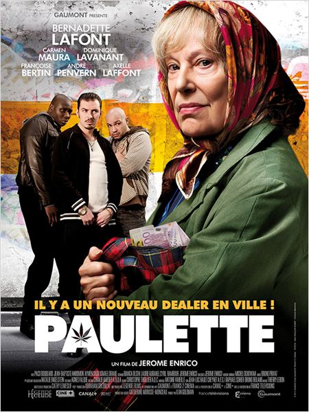 Paulette (2012) [FRENCH] [DVDRiP] XviD-UTT