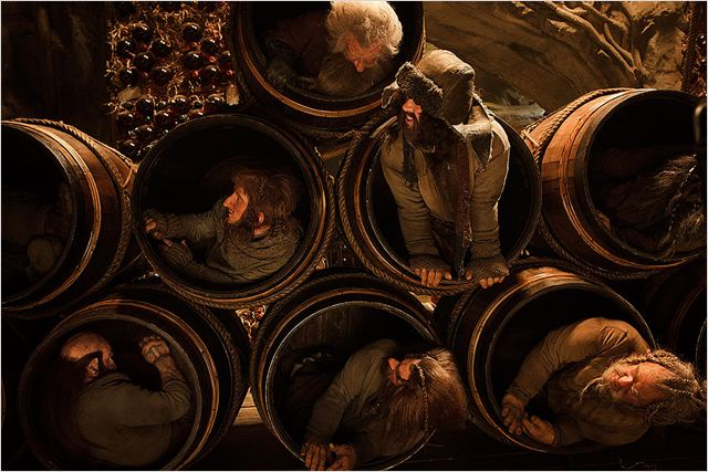 Le Hobbit : un voyage inattendu : Photo Peter Jackson