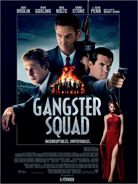 Gangster Squad |TRUEFRENCH| [DVDRip.MD] [1CD]
