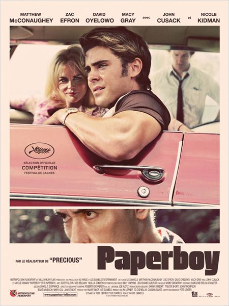 Paperboy : Affiche