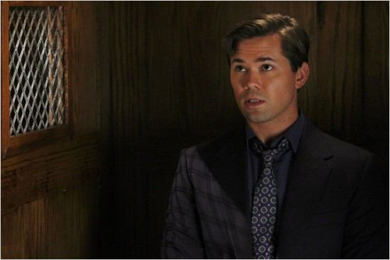 The New Normal : photo Andrew Rannells