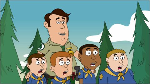 Brickleberry : photo