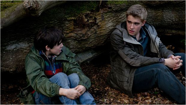 Wolfblood : photo Bobby Lockwood, Nathan Williams
