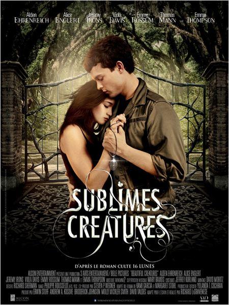 Sublimes créatures : affiche