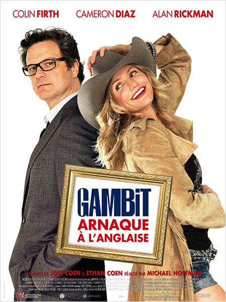 Gambit, arnaque à l'anglaise | Multi | BRRiP | FRENCH AC3