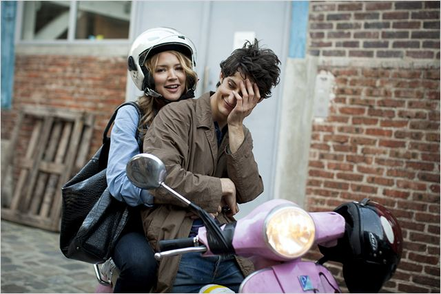 20 ans d'écart : photo Pierre Niney, Virginie Efira