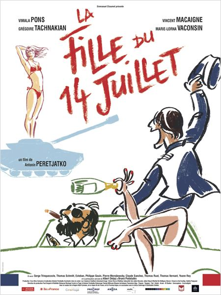 La.fille.du.14 juillet.(2013).FRENCH.DVDRip.XviD-AQOS