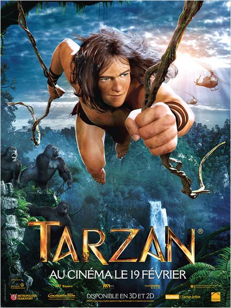 Tarzan 2014 streaming vk vimple youwatch