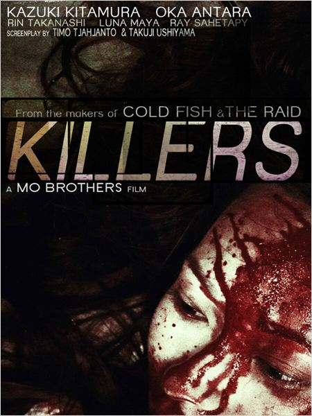 Telecharger Killers  VOSTFR DVDRIP Gratuitement
