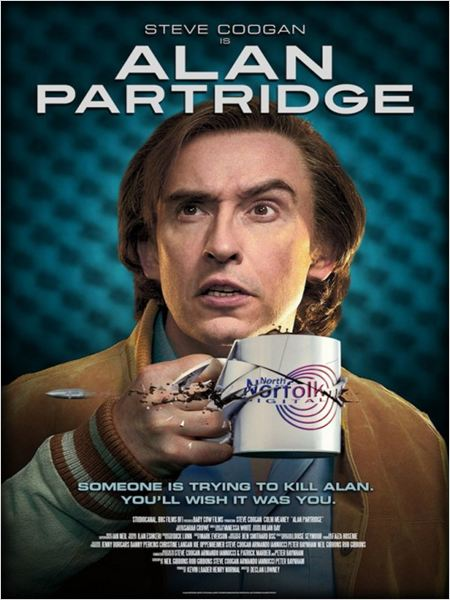 Alan Partridge: Alpha Papa [DVDRiP] [MULTI]