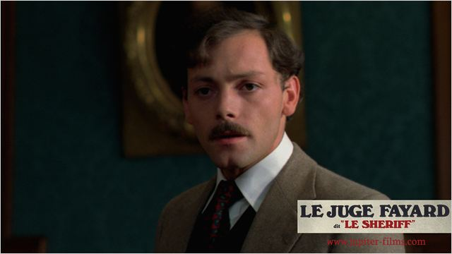 Le Juge Fayard dit le shériff : Photo Patrick Dewaere