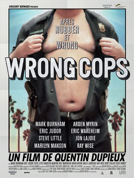 Wrong Cops [VOSTFR-DVDRIP]