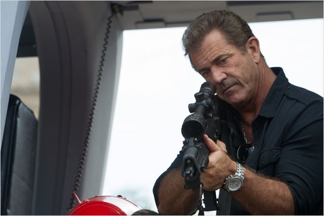 Expendables 3 : Photo Mel Gibson