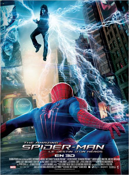 The Amazing Spider-Man Le Destin d'un héros 2014 streaming vk vimple youwatch torrent uptobox