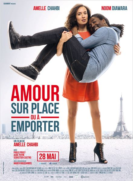 Telecharger Amour sur place ou à emporter  FRENCH  BRRIP Gratuitement