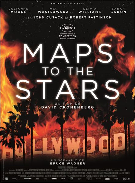 Maps To The Stars [BDRip] [MULTI]