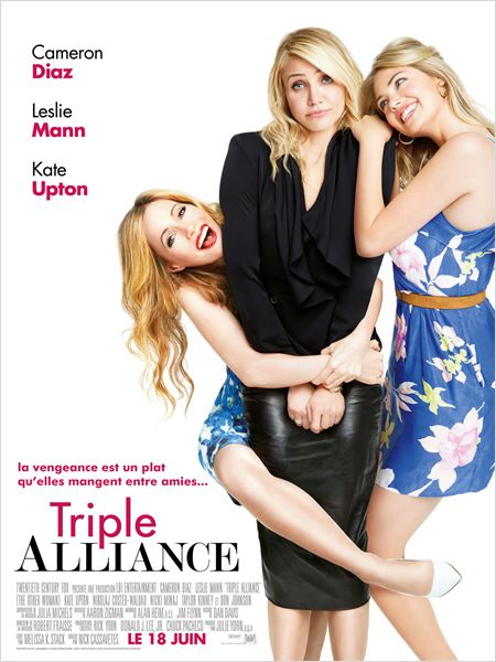 Triple alliance [DVDSCR] [MULTI] FRA