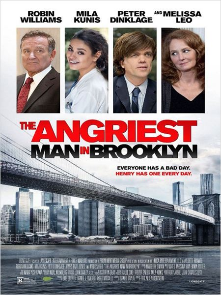 The Angriest Man in Brooklyn dvdrip