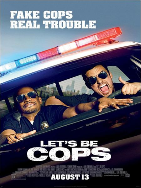 Let's Be Cops [DVDRiP] [MULTI]