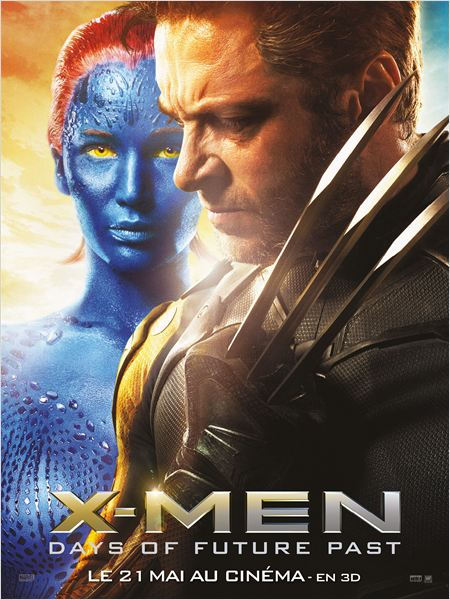 X Men: Days of Future Past : Affiche