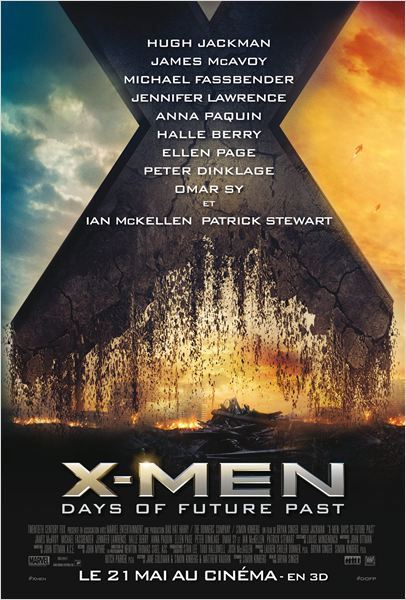 X-Men: Days of Future Past en streaming uptobox