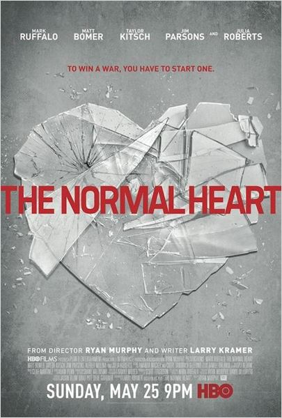 The Normal Heart : Affiche