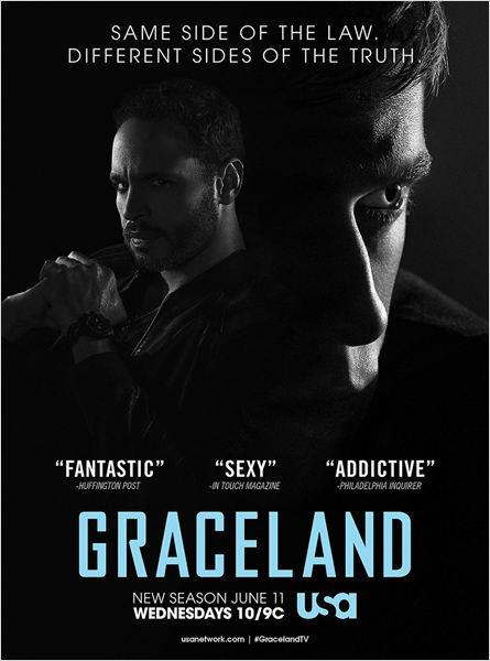 Graceland saison 2 en français